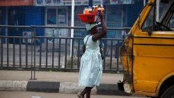 Ikeja district of Lagos: Daily Life returns after Protests