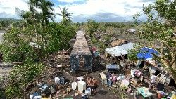 Philippines battered by Typhoon Goni