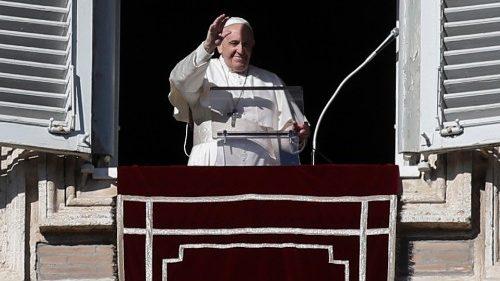 Angelus Paus tanggal 13 Desember 2020