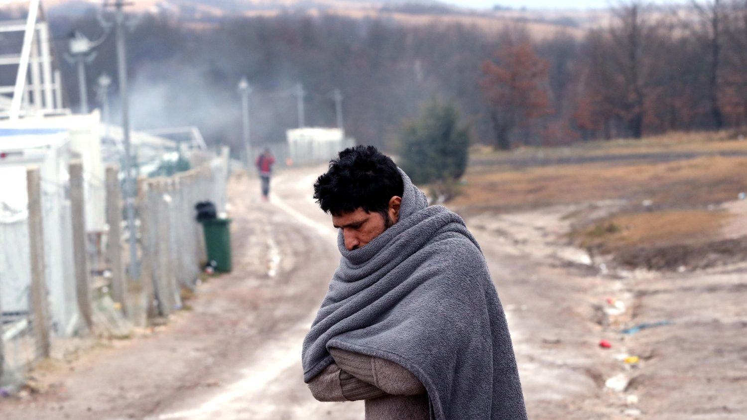 """cq5dam.thumbnail.cropped.1500.844 Pope Francis's new encyclical, Fratelli tutti, speaks directly to the """"joys and the hopes, the griefs and the anxieties"""" of migrants, refugees, and indeed all displaced and marginalized people."""""""