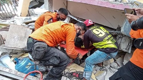 Indonesia earthquake: at least 46 dead, hundreds injured