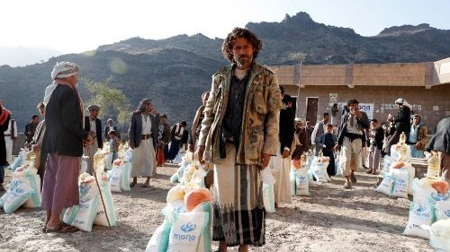 The conflict in Yemen has been a major factor in the country's acute food crisis.