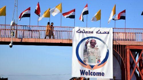 Il Papa in Iraq: pace e speranza in una terra ferita dalle guerre