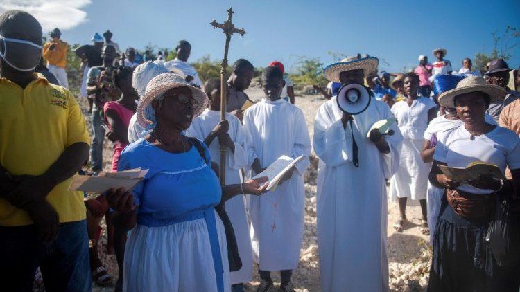 HAITI HOLY WEEK