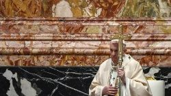 VATICAN BELIEF POPE EASTER MASS