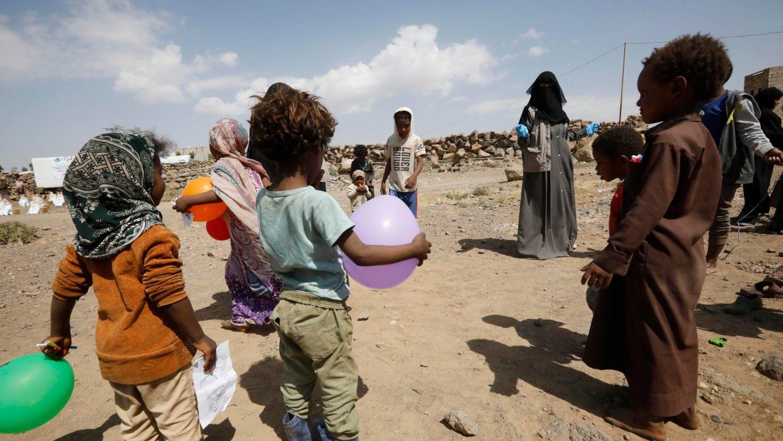 Los niños son 'las primeras víctimas del conflicto en Yemen'
