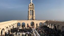 ALGERIA-TRIBUTE/CHRISTIANS