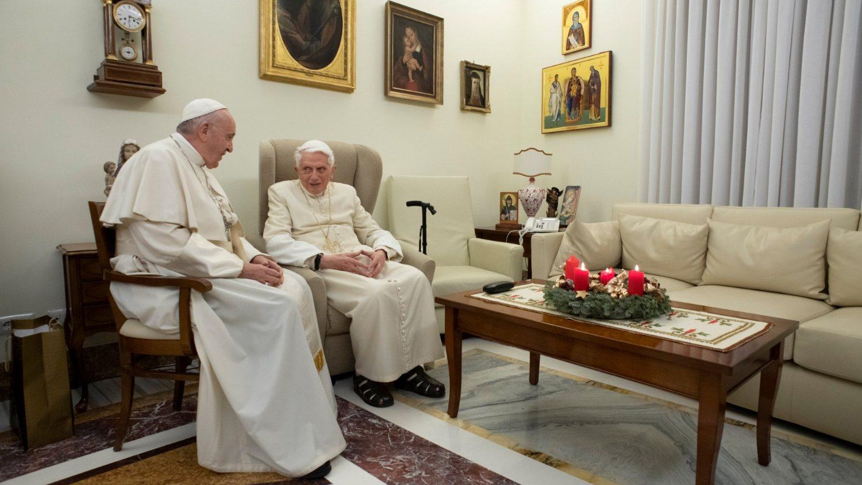Zwei Päpste Film