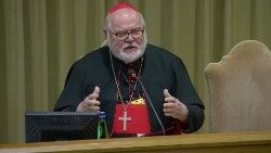 Cardinal Reinhard Marx, Archbishop of Munich and Freising, Germany.