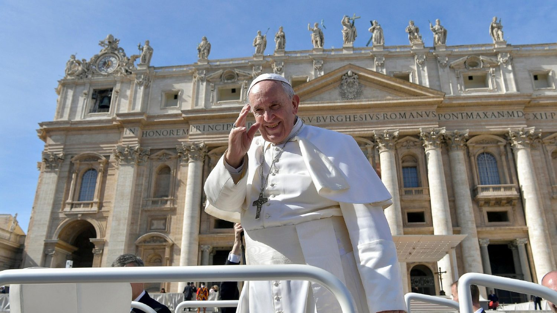 Collaborators felicitate Pope on election anniversary ...