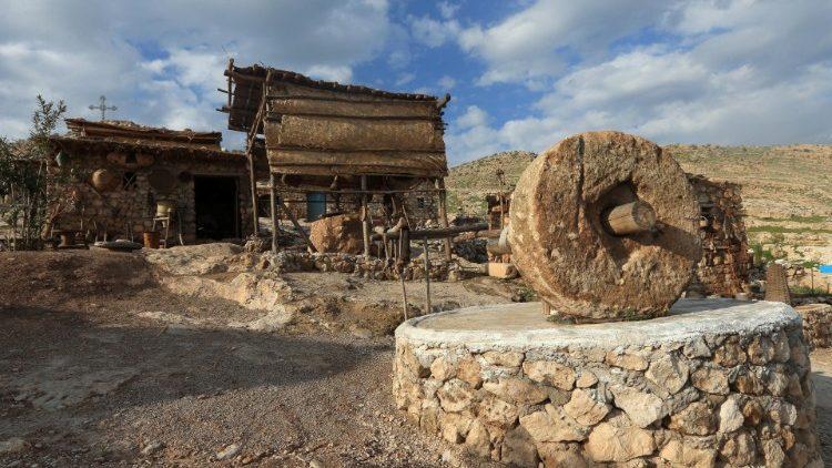 Một thị trấn cổ ở Ninive, nơi các Ki-tô hữu sống