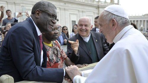 Docteur Denis Mukwege, RDC, Prix Nobel de la Paix