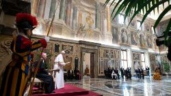 10 Ambassidors from other countries to the Holy See