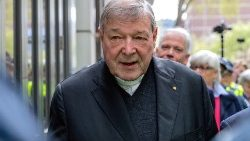 O cardeal George Pell