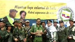 Former FARC Commander, Ivan Marquez, announces a renewed insurgency