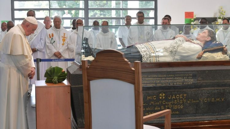 Mauritian priest: Blessed Fr Laval inspires us to help the ...