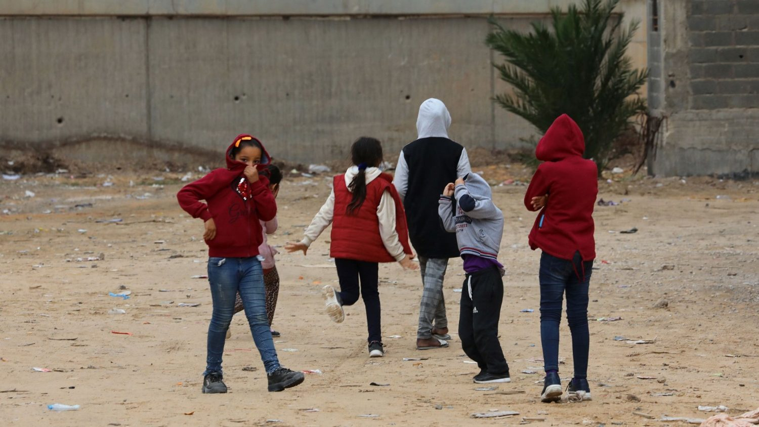 Libya: thousands of children at risk amidst ongoing conflict
