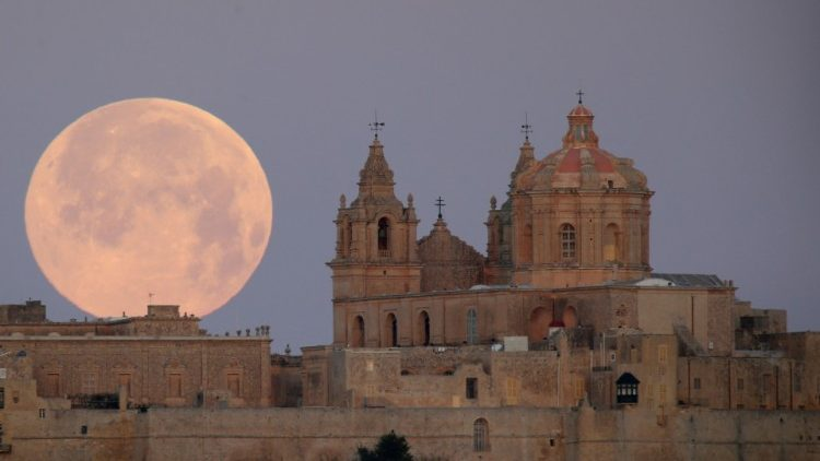 Cathedral of St. Paul in Mdina, Malta