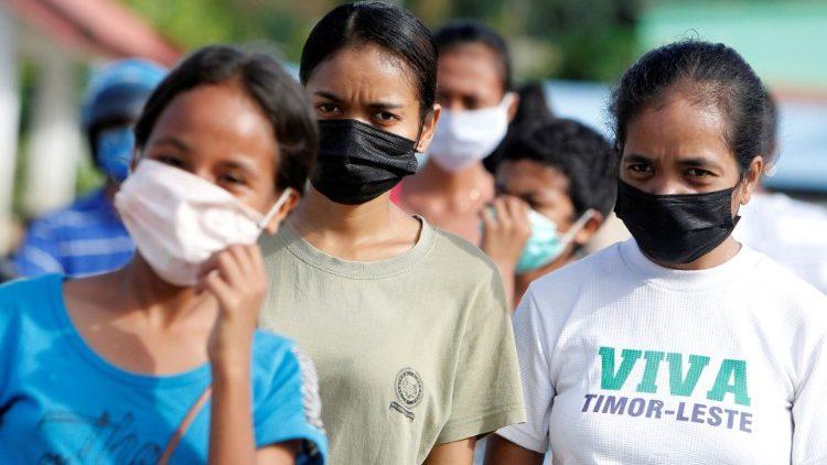 A Dili, la capitale du Timor oriental, le 16 avril dernier.