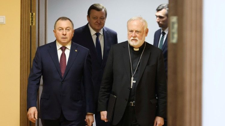 BELARUS-ELECTION/ARCHBISHOP
