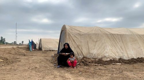 Over 50 Catholic agencies coordinate aid for Syria and Iraq
