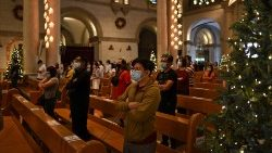 Christmas Day Mass at Manila Cathedral