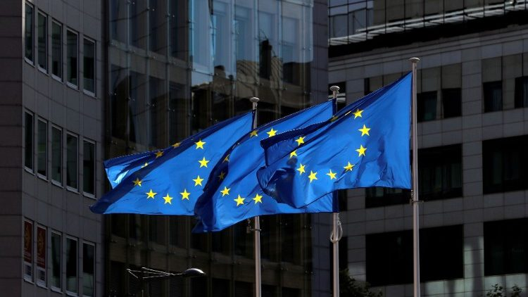 Cờ lien minh châu Âu