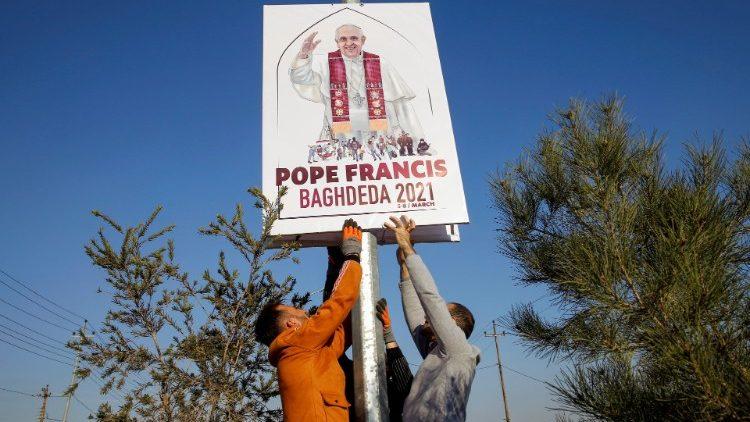 POPE-IRAQ/