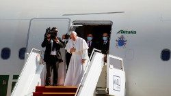 POPE-IRAQ/FAREWELL