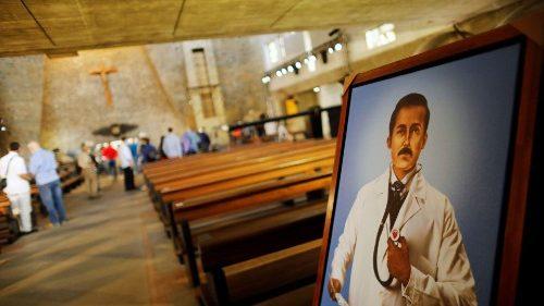 Pope Francis: Dr. José Gregorio, a man of universal service