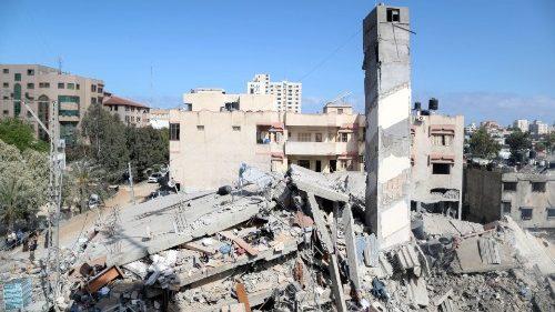 Bombardements à Gaza: l'appel humanitaire de la Caritas