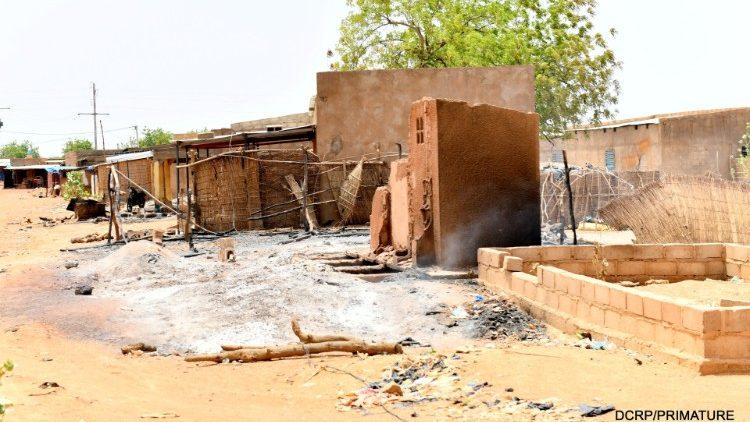 Hậu quả của tấn công khủng bố ở Solhan