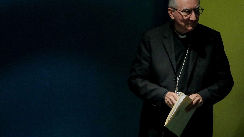 Parolin: reforma de la curia necesaria para que sea instrumento al servicio del Papa