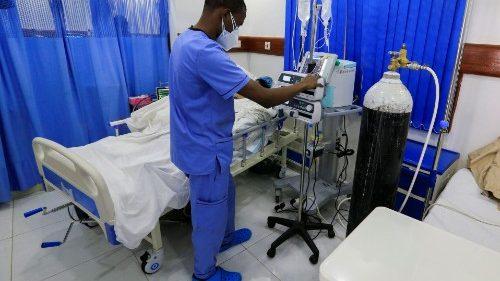 El Papa dona respiradores para el Hospital Católico de Eswatini, África