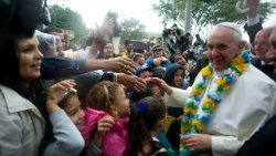 Programme of Pope Francis' Apostolic Visit to Peru and Chile ‎