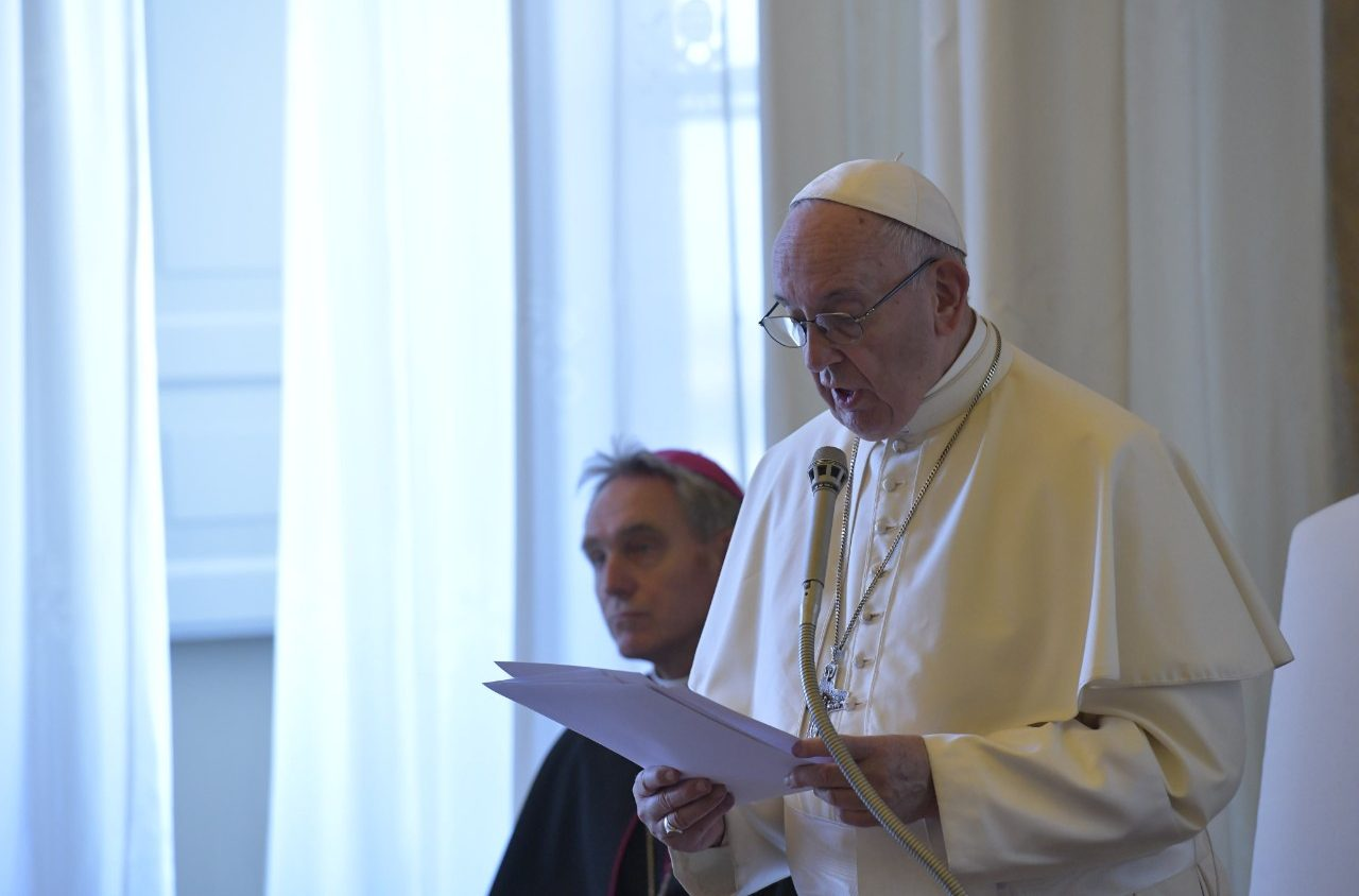 Pope Catholic Education Gives Soul To World Vatican News