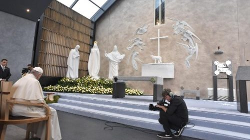 Pope Francis' visit to the Shrine of Our Lady of Knock