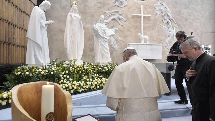 Giáo hội Ailen cử hành biến cố 140 năm cuộc hiện ra của Đức Mẹ ...