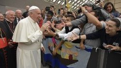 Pope to Young People: God loves you, the Church needs you