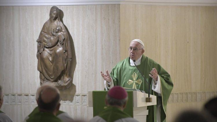 2018.10.12 Messa Santa Marta