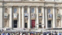 """El Papa: """"A Dios no podemos darle un porcentaje de amor, o todo o nada"""""""