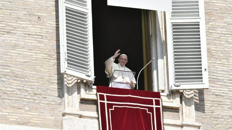 Papa Francisco - Angelus Domini