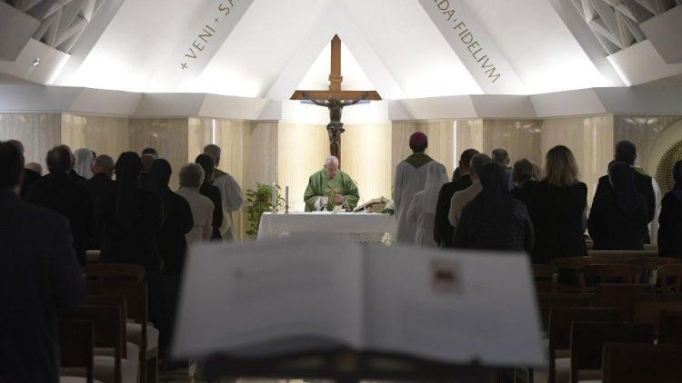 Messa Santa Marta