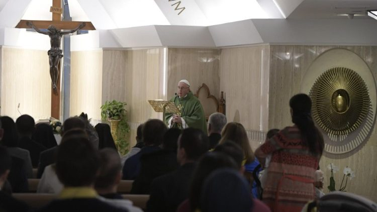 2018.11.27 Messa Santa Marta