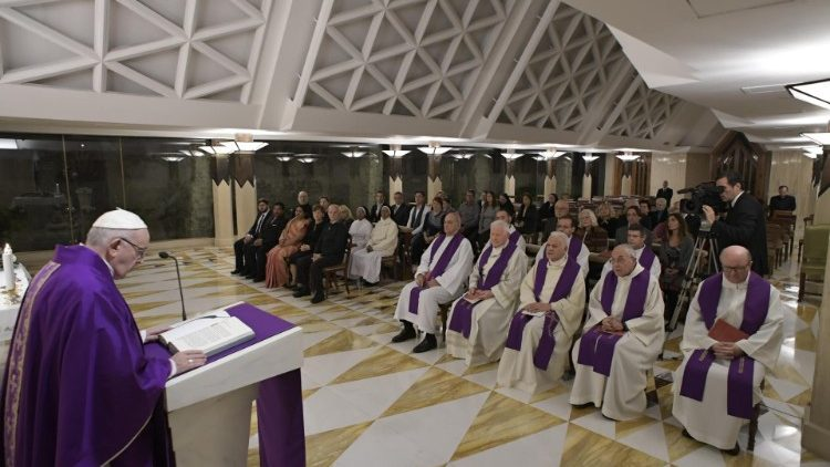 Missa Santa Marta
