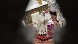 Pope Francis homily at Mass on Epiphany: Full text