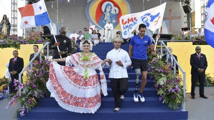 2019.01.24 Viaggio Apostolico a Panama