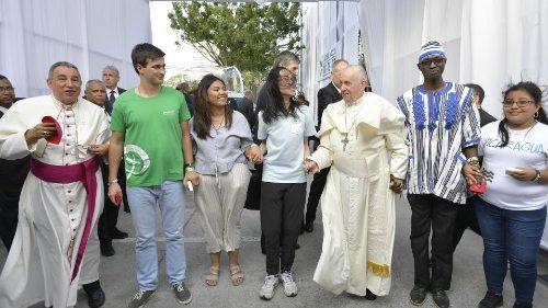 برادران ، این دائرc کتاب مقدس پاپ فرانسیس است