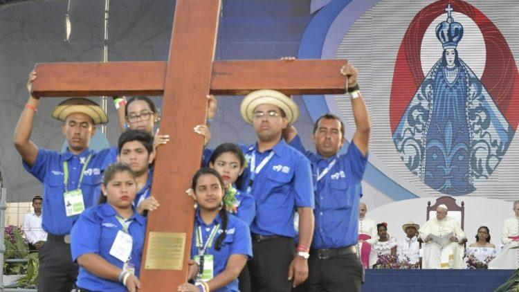 2019.01.25 Viaggio Apostolico a Panama