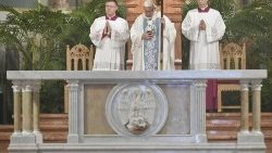 Pope's homily at Mass in Panama's Cathedral: Full text